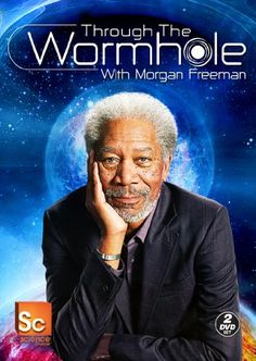 Through The Wormhole with Morgan Freeman. Been watching it all day on Sci