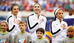 The complaint from members of the USWNT that they aren't afforded equal treatment as the men is indicative of a larger societal issue.