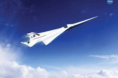 NASA wants to get supersonic with new passenger jet http://www.networkworld.com/article/3039135/security/nasa-wants-to-get-supersonic-with-new-passenger-jet.html