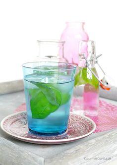 Basilikumwasser |GourmetGuerilla.de