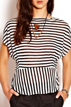 Wish fashion label clothing Ace Top - Womens Fashion Tops at Birdsnest Online