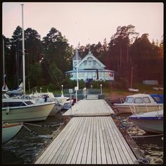 We enjoed a great dinner in the yacht club of Kristiinankaupunki. We rided there by bicycles which we loaned from our hotel for free. Kristiinankaupunki, Finland
