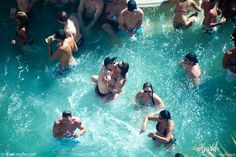 Rehab pool party at Hard Rock Hotel & Casino Las Vegas