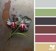 Flora Tones - http://design-seeds.com/home/entry/flora-tones68