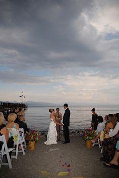 Beach Wedding Lake Tahoe - Gar Woods Grill & Pier