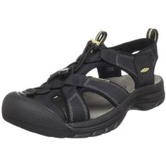 Amazon.com: Keen Men's Venice Sandal: Shoes. Jake would have to try everything on. would these be wide enough for his feet?