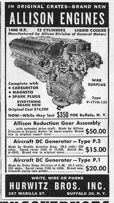 This Wild 1964 Chevy Malibu Funny Car was a Street-Legal, Allison Monster - Hot Rod Vintage Advertisements, Vintage Ads, Vintage Trucks, Vintage Signs, Motor Diesel, Aircraft Engine, Ww2 Aircraft, Old Ads, Car Engine