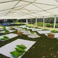 Green & White Wedding Picnic  #weddingpicnic #greenwedding @greenpicnic #picnic #dialapicnic Wedding Picnic, Fun Events, Green Wedding, Outdoor Decor, Nature, Instagram, Naturaleza, Scenery