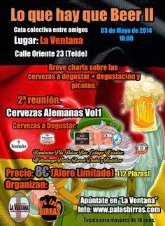 Pa' Las Birras: Lo que hay que Beer... Segunda Edición.