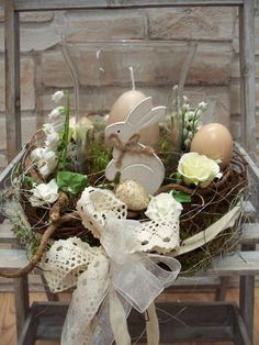 *Easter Decor!