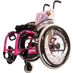 Colours Little Dipper (Kinderrolstoel, Rolstoel Dagelijks Gebruik Wheelchair Daily Use for children)