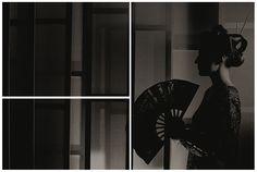 Advertising.     Japan. Made from a negative, original print, Baryte paper, black-and-white photography.  Fine art photographs. www.fryderykdanielczyk.com www.artandlaw.pl