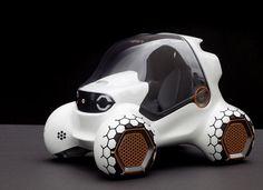 Smart 341'Parkour' - car concept