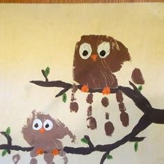 fall preschool art projects - Google Search