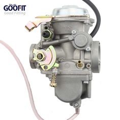 53.94$  Watch here  - Goofit 34mm 50mm air filter motorcycle Accessories Carburetor ATV-11 JIANSHE JS400 MOUNTAIN LION 400CC ATV TANK 400ATV N090-220