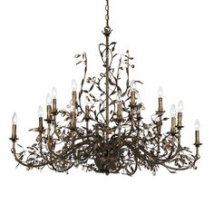 Shelby Chandelier<-- really awesome and elvish :)