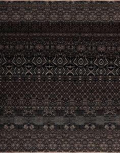 One of a Kind - Assorted Modern - 146052 Safari Collection Zulu - Samad - Hand Made Carpets Zulu, Safari, Handmade Decorations, Rugs Online, Modern, Black Rugs, Carpets, Design, Home Decor
