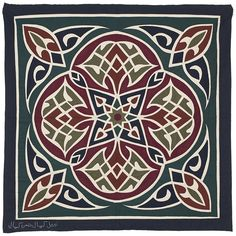 Egyptian Applique Art #439 - Atef Kamal