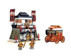 Sluban Building and Construction Blocks M38B0263 Atriumphant Return Building Block Construction Set 233 Piece ** Read more reviews of the product by visiting the link on the image.