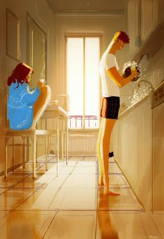 pascal campion: Kitchen stories
