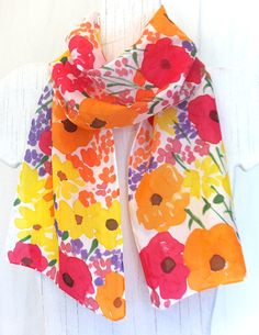 hand painted silk scarves - Google Search