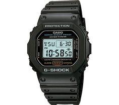 Casio G-Shock DW5600E-1V Men's Watch - http://www.gadgets-magazine.com/casio-g-shock-dw5600e-1v-mens-watch/