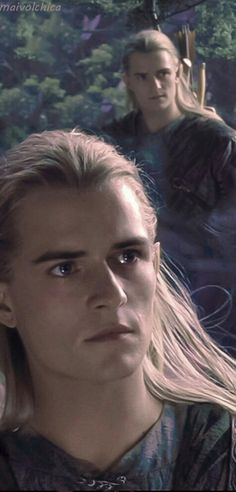 Legolas Thranduilion in Lorien