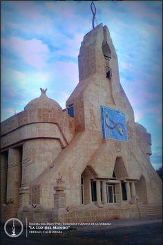 Templo de la Iglesia La Luz del Mundo en la ciudad de Mérida, Yucatán.  #lldm #lldmtemplos #lldmcasaoracion