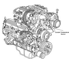 1996 cadillac deville serpentine belt    diagram      Serpentine