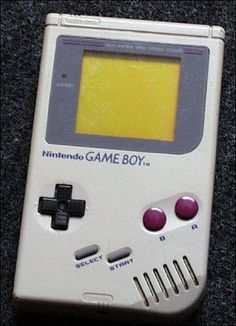 Game Boy- loved Tetris!