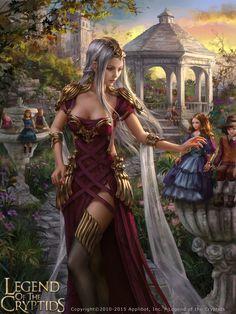 Legend of the Cryptids - Lorraine reg by anotherwanderer.deviantart.com on @DeviantArt