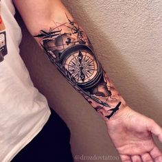 wrist tattoo, compass tattoo, wrist compass tattoo, wrist covering - - Source by akir Forarm Tattoos, Map Tattoos, Best Sleeve Tattoos, Tattoo Sleeve Designs, Forearm Tattoo Men, Tattoo Designs Men, Body Art Tattoos, Cool Tattoos, Mens Wrist Tattoos