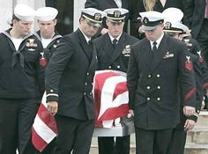 SEAL Of Honor shares...... When a Brave Warrior gives his life for this Country he asks but for one thing; that his casket be draped with the American Flag for the Country he loved so much that he willing gave his life for.