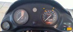 Dash with 80 & 120km/h yello blobs...