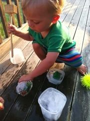 Lots of fun summer activities for toddlers