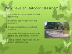 Concept and proposal for an outdoor classroom at Stittsville Public School in Ottawa, Ontario. Outdoor Education, Outdoor Learning Spaces, Outdoor School, Outdoor Classroom, Classroom Seats, School Classroom, Preschool Curriculum, Teaching Kindergarten, Public School