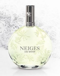 Neiges Lise Watier....love this perfume because it's very mild and flowery.
