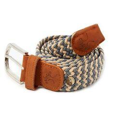 Belt Gray Beige