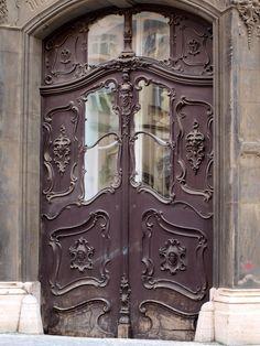 Beautiful Door in...Prague
