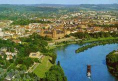 Aschaffenburg, Germany. warum habe ich bewegen?..