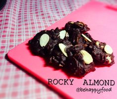 back to good mood and lts rock ur mouth with chruncy almond ever!!! @behappyfood