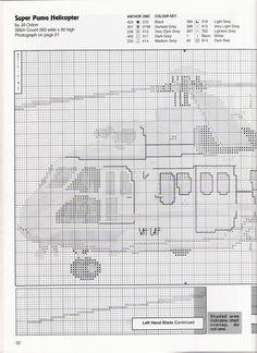 super puma helicoptero