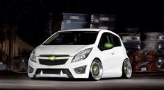 Chevrolet Spark by Peak-Design on DeviantArt Chevrolet Spark, Spark Gt, Gt Cars, Vw Bus, Concept Cars, Cars And Motorcycles, Rally, Automobile, Vehicles