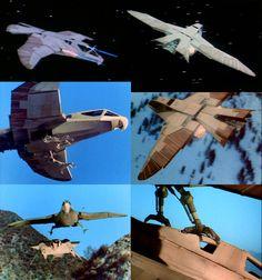 Hawk's Ship - Buck Rogers
