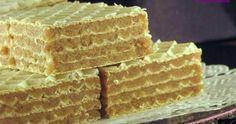 Mamina oblanda sa grizom ~ Recepti i Ideje Delicious Cake Recipes, Yummy Cakes, Sweet Recipes, Baking Recipes, Cookie Recipes, Dessert Recipes, Bread Recipes, Flan Dessert, Macedonian Food