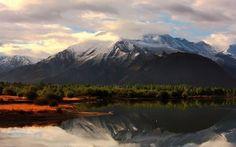 Lhasa, Brahmaputra River, Mount Rainier, 1, Mountains, Places, Nature, Travel, Naturaleza