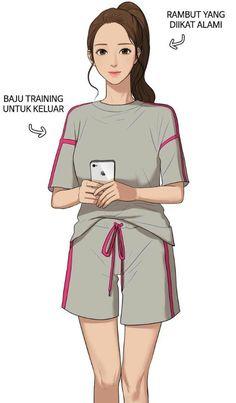 Cartoon Girl Drawing, Girl Cartoon, Manga Girl, Anime Manga, Anime Art, Fashion Drawing Dresses, Korean Anime, Pretty Drawings, Disney Aesthetic