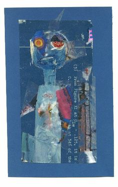 collage. blue girl | Flickr - Photo Sharing!-My Buddy: Annle Loel Barr-Pamela