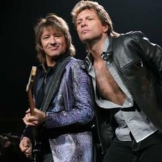 Bon Jovi -wonder if we will ever see this again???