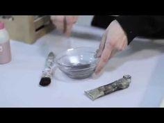 Taller de Veladuras al Óleo | El Sabor de lo Antiguo - YouTube